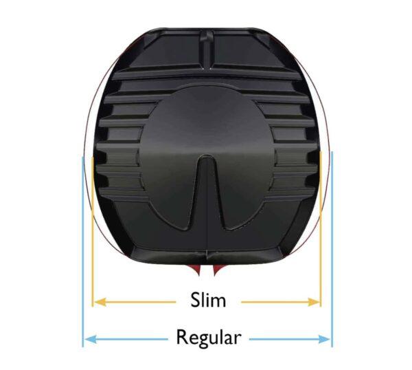 Scoot Boot regular vs slim